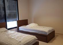 شقة مفروشة للايجار في عبدون الشمالي 120 م حديقة 100 م - طابق ارضي مع حديقة -جديدة لم تسكن