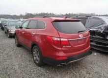 Used condition Hyundai Santa Fe 2013 with 30,000 - 39,999 km mileage