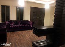 للايجار شقة   سوبر ديلوكس  في منطقة الدوار السابع 3 نوم مساحة 136 م² -  ط ارضي