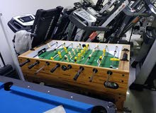 Soccer Table MDF Wood Heavy