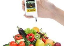 جهاز لقرائة نسبة المواد الكيميائية بالفواكه والخضروات