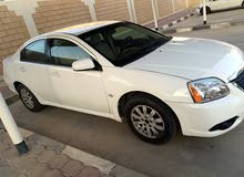 Automatic White Mitsubishi 2012 for sale