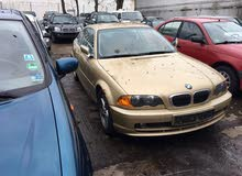 BMW 320 2001 For sale - Gold color