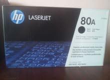 حبر HP 80A للبيع