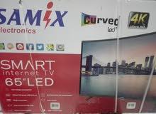 شاشة سامكس 4K . Smart اندرويد فقط ب 530