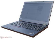 لاب توب لقطة للبيع  Lenovo ThinkPad L560 core I5 الجيل السادس