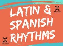 مكتبة الإيقاعات اللاتينية والإسبانية - Latin & Spanish Rhythms - X Art Studio