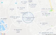 أرض مساحة 100م في حي الجهاد المخابرات للبيع