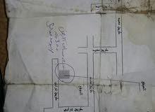 قطعة ارض 300متر في الساعدية طريق السدرة للبيع او استبدال بي سيارة