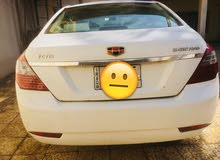 White Geely Emgrand 7 2013 for sale