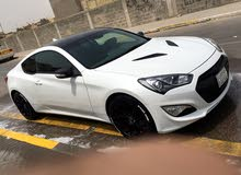 Used condition Hyundai Genesis Coupe 2013 with 10,000 - 19,999 km mileage