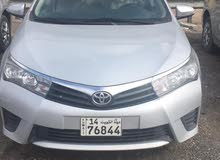 Grey Toyota Corolla 2016 for sale