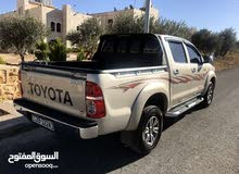 Toyota Hilux 2014 For sale - Gold color