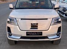 نيسان باترول بلاتينيوم V8 مديل 2021 فووول ابشن
