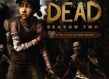 مطلوب the walking dead season 2 لجهاز الps vita