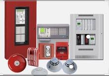 مطلوب فني كهرباء او ميكانيكي متخصص في اعمال الحريق انذار واطفاء