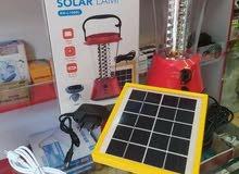 فاهوس مع لوح طاقة شمسية