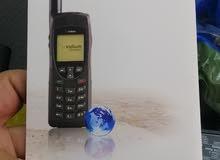 iridium satellite phone جهاز اتصال عن طريق الاقمار الصناعيه