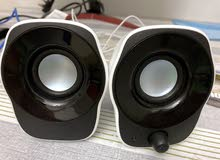Logitech speakers perfect condition