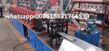 automatic steel shutter door rolling machine