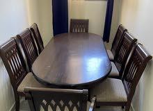 طاولة طعام-dining table