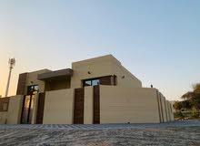 للبيع فيلا طابق واحد 3 غرف نوم ومجلس وصاله بعجمان منطقة الياسمين