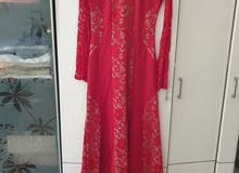 فستان طويل للسهره