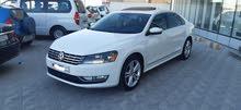 Volkswagen Passat  2013 (White)