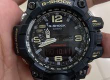 G-Shock mudmaster tough solar