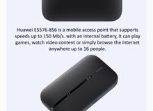 راوتر هواوي واي فاي 4G جديد