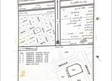 ارض سكنية قونر في شلاشل مربع رقم 1 من المالك مباشرة والملك لله مساحتها 627 متر مربع