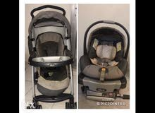chicco atroller and car seat