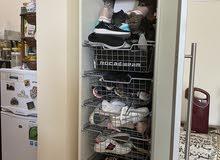 خزانات + خزانة احذية كبيرة + خزانة احذية متوسطة ، تواصل فقط وتساب