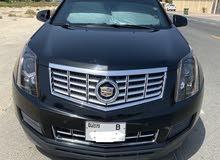 Black Cadillac SRX 3.6 L Full Option 2015