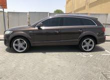 Audi Q7 S Line 2015