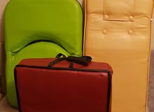 كرسي رحلات والتخيم قابل للطي 3 اشكال مختلفة