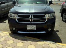 Gasoline Fuel/Power   Dodge Durango 2013
