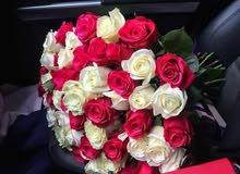 خدنة تنسيق الورود والتوصيل المجاني