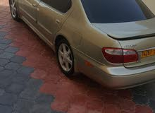 Beige Nissan Maxima 1999 for sale