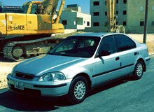 1997 New Civic with Automatic transmission is available for sale