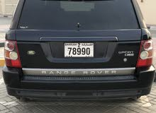 Range Rover Sport HSE 2008 Lady driven