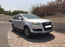 Audi Q7 2009 in Very Good Condition for Sale