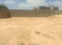 قعطة ارض في غنيمه للبيع