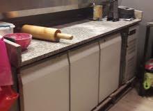 معدات مطبخ مطعم مستعمله للبيع