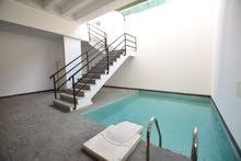 amazing duplex with pool in zahra