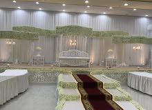 قاعة أعراس للايجار