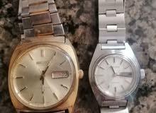 ساعة سيكو رجالي قديمة