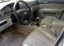 2007 Used Sonata with Manual transmission is available for sale