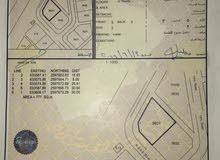 للبيع ارض سكنية كورنر 777م2  في بوشر العوابي خلف محطة الشل و قريبة الجامع