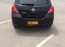 Used condition Nissan Tiida 2012 with 1 - 9,999 km mileage